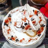 Antik Royal Albert teás csésze és csészealj