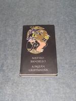 Matteo Bandello: A pajzán griffmadár c. könyv 1979 (1)