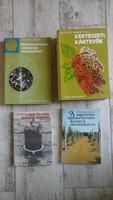 Szőlészet mezőgazdaság 4db könyv