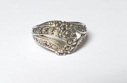Ezüst gyűrű 54-es méret 4,92 gr