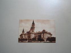 GYŐR -Városháza  ,szépia fotó,1933.