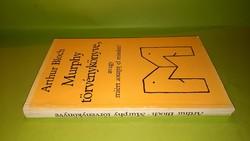 Arthur Bloch: Murphy törvénykönyve, avagy miért romlik el minden?1988. 300.-Ft
