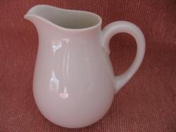 Hófehér Augarten Wienna tejes, tejszínes kancsó