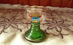 Német likőrös pohár
