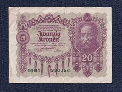 Ausztria 20 Korona 1922 (id10749)