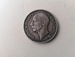 Ezüst 100 leva 1934 III. Borislav cár Bulgária