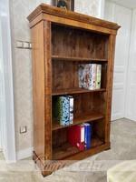 Biedermeier könyvszekrény restaurált
