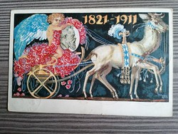 BAYERN képeslap 1912