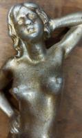 Női akt szobor - 28, 5 cm