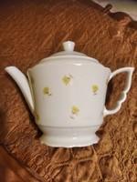 Zsolnay teás kanna régi