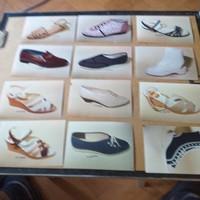 Cipőipari minta fotók