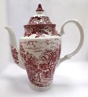 Angol porcelán kancsó (ZAL-BI40414)
