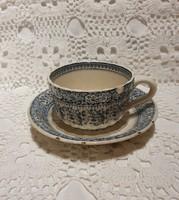 Sarreguemines  Brodesies csésze szett