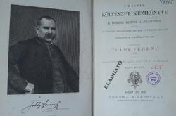 TOLDY FERENC : A MAGYAR KÖLTÉSZET KÉZIKÖNYVE  1876 !