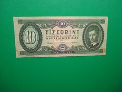 Ropogós 10 forint 1962