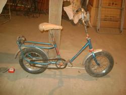 Retro Pingvin gyermek kerékpár, bicikli