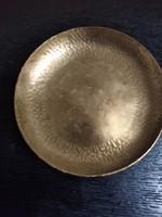 Réz tányér 11 cm