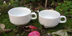 18 db Lilien porcelán kávés csésze-csészék.