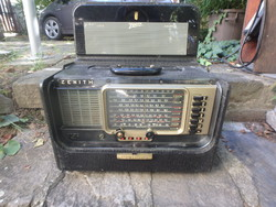 Zenith Trans Oceanic világvevő rádió