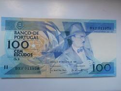 Portugália 100 escudós 1987 UNC