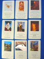 Művészeti kvartett, társas kártyajáték (Budapesti Szépművészeti Múzeum képtárának legszebb darabjai)
