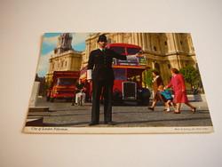 Policeman- London 1970