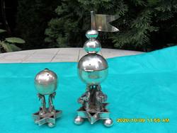 2 db orosz ezüst  judaika psumintartó