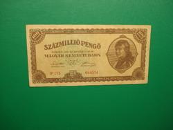 100 millió pengő 1946