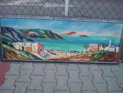 Eladó egy Zuber Titusz festmény