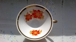Porcelán kávés pohár 1 db  gyűjtőknek, vagy hiánypótlásra eladó