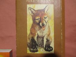 Vuk mesekönyv, róka, állatregény