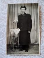 Régi katona fotó fénykép