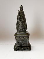 Régi Mariazell ón emlék szobrocska.