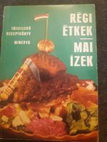 Utasellátótól: Régi magyar ízek retro szakácskönyv