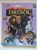 Time Life Nagyító sorozat: Emlősök - ismeretterjesztő gyermekkönyv