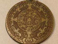 Gyönyörű antik medál, hihetetlen részletességgel,kétoldali,jelzett - 1 forintról, garanciával!