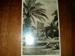 1914 régi képeslap Buenos Aires Brazil bélyeg pecsételt futott KIÁRUSÍTÁS 1 ft