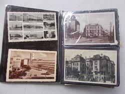 Újvidek, régi képeslapok,100 darab