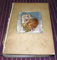 A CINQUECENTO festészete, szobrászata és művészi ipara 1909