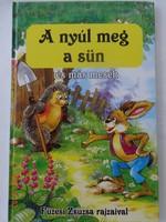 A nyúl meg a sün és más mesék - 3 Grimm-mese Füzesi Zsuzsa rajzaival