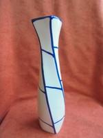 Nagyon ritka art deco aquincumi porcelán váza