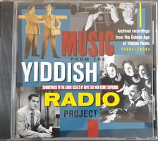 MUSIC FROM THE YIDDISH RADIO PROJECT 1930 s - 1950 s   -  RITKA ZENEI VÁLOGATÁS !   - JUDAIKA