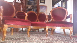 Neobarokk  ülőgarnitura