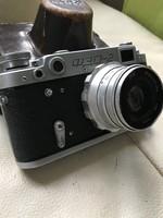 Fed-2 fényképezögép