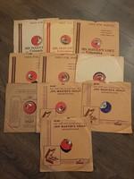 Gramofon lemezek szèp àllapotban 10 db 2.csomag