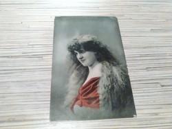 Antik képeslap.(1906).