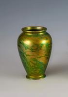 Zsolnay eozinos váza