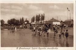 Dunaharaszti Szépítő Egyesület strandfürdője 1926