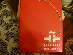 4 db-os SPANYOL nyelvkönyv
