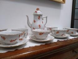 Herendi teás készlet